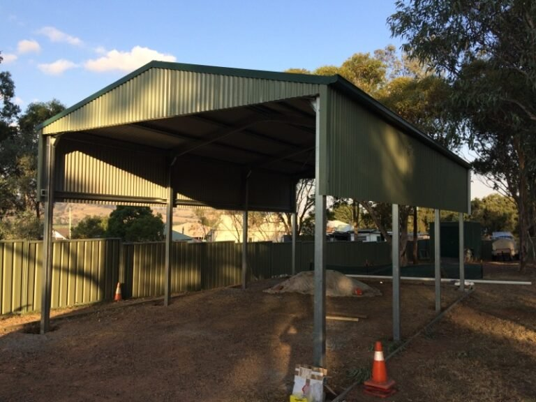 Carports - All Steel Sheds